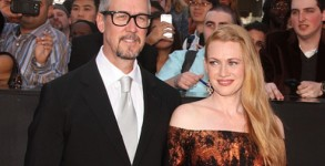 Alan Ruck and Mireille Enos