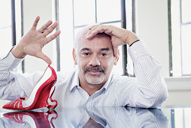 ET Canada | Blog - Christian Louboutin Partners With Angelina ...