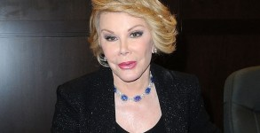 """Joan Rivers Book Signing For """"Diary Of A Mad Diva"""""""
