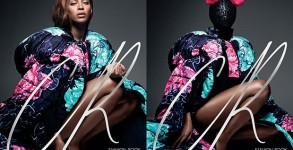 Beyonce covers CR Fashion Book