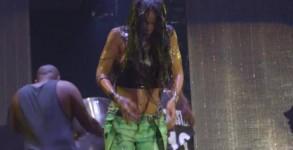 Rihanna, Eminem ice bucket challenge