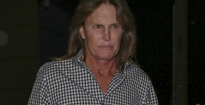 BRUCE JENNER STEP OUT