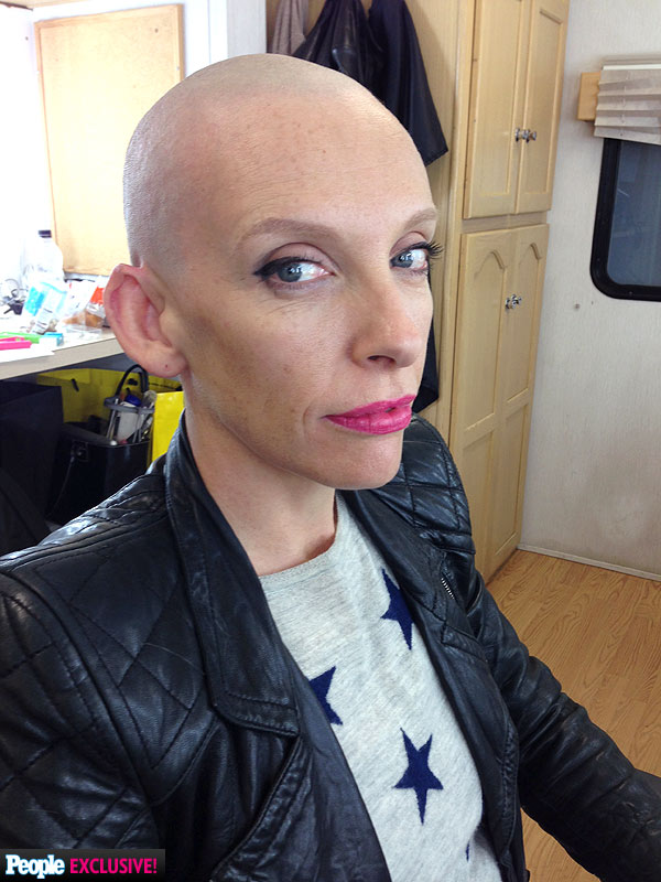 Toni Collette Shaves Her Head For Upcoming Film Role