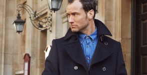 Johnnie Walker Blue Label Announces Collaboration With Jude Law With Stills From 'The Gentleman's Wager' Film