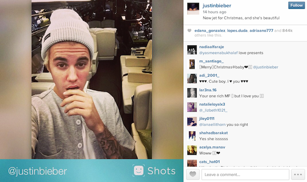 UPDATE Justin Bieber Didnt Buy A Private Jet  ETCanada