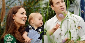 Prince George Marks First Birthday