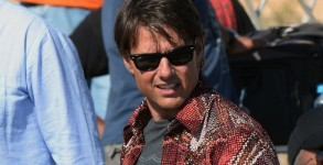 MOROCCO-ENTERTAINMENT-TOM CRUISE-FILM-MISSION IMPOSSIBLE 5