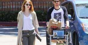 Emma Stone and Andrew Garfield are back together