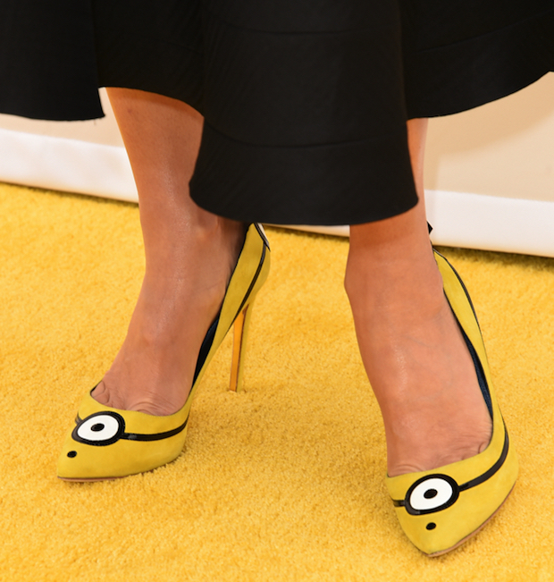 bullock s awesome minions shoes are going to be