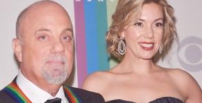 Billy Joel Welcomes Second Daughter