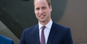 The Duke Of Cambridge Visits IWM Duxford