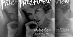Nicole Kidman - Fabien Baron/Interview Magazine