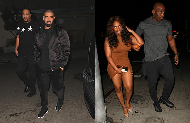 Drake Goes Clubbing With Serena Williams Look Alike Instagram Model Ravie Loso Etcanada Com @ravie_loso looking summer time fine (video). et canada