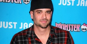 Mar 26, 2015; Glendale, California, United States of America;  Mark Salling at Just Jared's Throwback Thursday Party on March 26 2015 in Glendale, California (Credit Image: