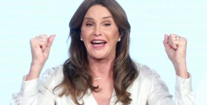 PASADENA, CA - JANUARY 14:  Executive producer/tv personality Caitlyn Jenner speaks onstage during the 'I Am Cait' panel discussion at the NBCUniversal portion of the 2015 Winter TCA Tou at Langham Hotel on January 14, 2016 in Pasadena, California.  (Photo by