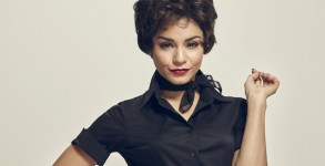 GREASE: LIVE: (L-R): Vanessa Hudgens as Rizzo in GREASE: LIVE airing LIVE Sunday, Jan. 31, 2016 (7:00-10:00 PM ET live/PT tape-delayed) on FOX. Cr: