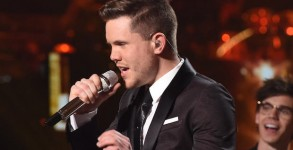 AMERICAN IDOL: Trent Harmon is the American Idol  during the AMERICAN IDOL Finale airing Thursday, April 7 (8:00-10:06 PM ET Live/PT tape-delayed) on FOX. © 2016 FOX Broadcasting Co. Cr:
