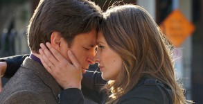 "CASTLE - ""Crossfire"" - With their best lead in hand, Castle and Beckett are ready to take on LokSat. But an unforeseen twist puts their case - and their lives - in jeopardy, on the season finale of ""Castle,"" MONDAY, MAY 16 (10:00-11:00 p.m. EDT) on the ABC Television Network. ""Crossfire"" ( NATHAN FILLION, STANA KATIC"