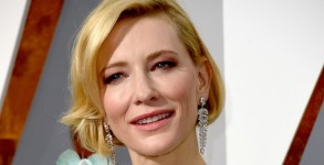 HOLLYWOOD, CA - FEBRUARY 28:  Actress Cate Blanchett attends the 88th Annual Academy Awards at Hollywood & Highland Center on February 28, 2016 in Hollywood, California.  (Photo by
