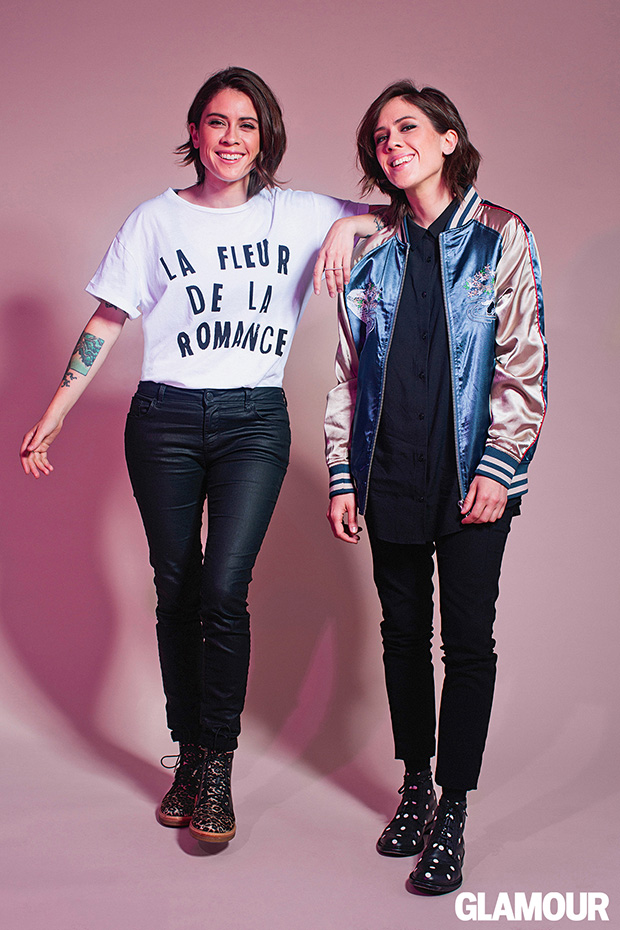Tegan and sara coming out