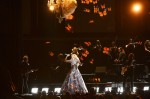 Carrie Underwood's Luminous Theia Gown