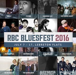 Ottawa Bluesfest company