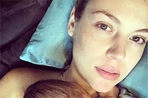 Stars Who Will Celebrate Their First Mother's Day This Year