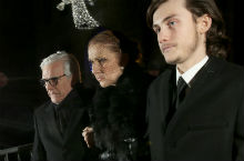 Celine Dion, Family And Friends Remember Rene Angelil