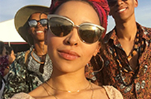 Star Spotting At Coachella: Weekend Two