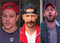 Matt Damon Defends Tom Brady In Spoof