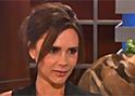 Victoria Beckham Gushes About Family With Ellen De