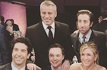 Cast Reunions On Social Media