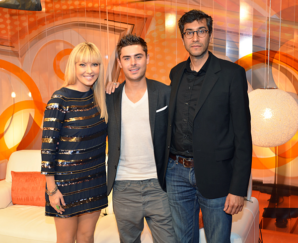 Zac Efron Talks Love Scenes In &#8216;At Any Price&#8217;